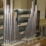 West Abb - with some treble pipes in place8-9-8