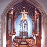 St James' Episcopal Church, Hendersonville, NC.