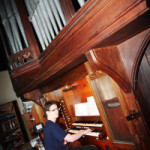 Hatfield College organ