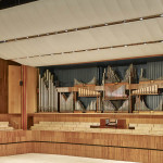 Royal Festival Hall completed organ 2013