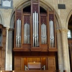 Edington Priory organ