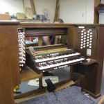 Blackheath - working on the console (7)