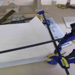 clamped trunking