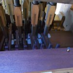 drawstop rods