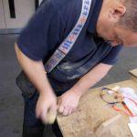 sanding sharps