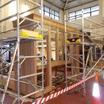 Assembling framework