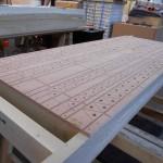 Soundboard top