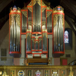 St Salvator's Chapel Organ