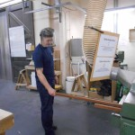 machining timber