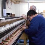 Testing Tuba soundboard