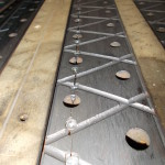Great soundboard to be repaired