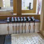 soundboard and solenoids
