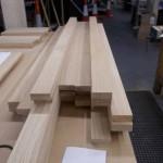 oak casework