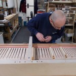 fitting pallets to swell soundboard