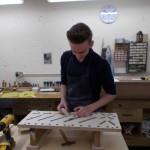 preparing upperboards
