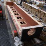 Westminster Pedal Open soundboard