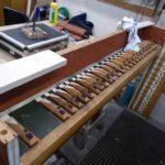 Viole de Camba soundboard overhaul