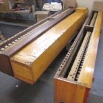 Westminster Swell soundboard