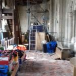 Westminster AbbeyPRE DISMANTLE (1)