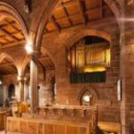 Glasgow, Kelvinside, St Bride's Episcopal Church