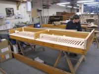 Upper Great soundboard