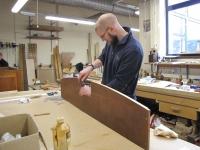 pedalboard panel