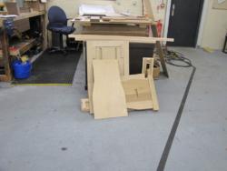 jig for stool