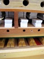 Pedal soundboard