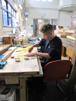 making valves