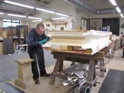 leathering reservoir