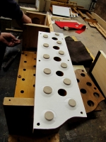 Pedal Violone chest