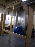 framework for shutters