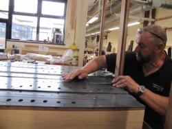 Geoff Pollard fitting sliders