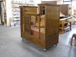 chamber organ console