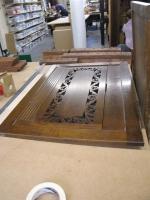 chamber organ panel