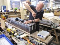 making racks for pipes