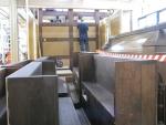 erecting the Solo box