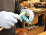 Great Tromba curving and fitting tongues, fixing load, fitting tuning springs