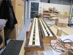 Great reeds magnet faceboard