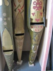 decorative painted pipes (Pre-work)
