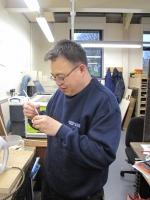 leathering primary motors