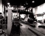 inside the old workshop