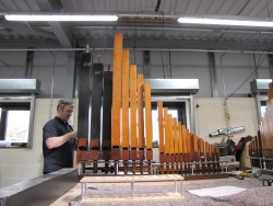Hohl flute