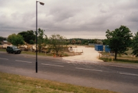 land being cleared for the foundations