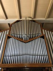 finished organ