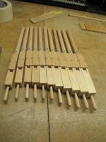 Choir 4ft stopped flute