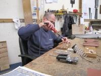 Pedal mixture soldering
