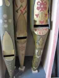 decorative pipes pre-work